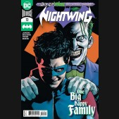 NIGHTWING #73 (2016 SERIES) JOKER WAR TIE-IN