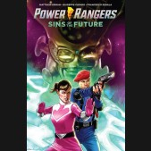 POWER RANGERS SINS OF THE FUTURE ORIGINAL GRAPHIC NOVEL