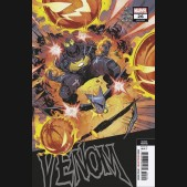 VENOM #26 (2018 SERIES) 2ND PRINTING FIRST APPEARANCE OF VIRUS