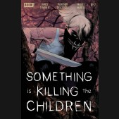 SOMETHING IS KILLING THE CHILDREN #7 2ND PRINTING