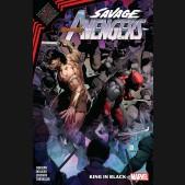 SAVAGE AVENGERS VOLUME 4 KING IN BLACK GRAPHIC NOVEL