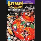 BATMAN LIL GOTHAM CALENDAR DAZE GRAPHIC NOVEL