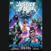 JUSTICE LEAGUE VOLUME 8 DEATH METAL GRAPHIC NOVEL