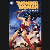 WONDER WOMAN AGENT OF PEACE VOLUME 1 GLOBAL GUARDIAN GRAPHIC NOVEL