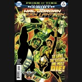 HAL JORDAN AND THE GREEN LANTERN CORPS #21