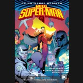 NEW SUPERMAN VOLUME 1 MADE IN CHINA GRAPHIC NOVEL
