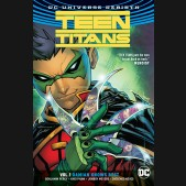 TEEN TITANS VOLUME 1 DAMIAN KNOWS BEST GRAPHIC NOVEL