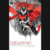 BATWOMAN BY GREG RUCKA AND JH WILLIAMS III GRAPHIC NOVEL