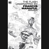 FLASH UNWRAPPED BY FRANCIS MANAPUL HARDCOVER
