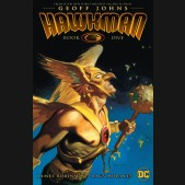 HAWKMAN BY GEOFF JOHNS BOOK 1 GRAPHIC NOVEL