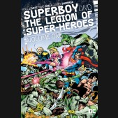 SUPERBOY AND THE LEGION OF SUPERHEROES VOLUME 1 HARDCOVER