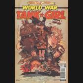 TANK GIRL WORLD WAR TANK GIRL #4