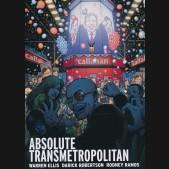 ABSOLUTE TRANSMETROPOLITAN VOLUME 3 HARDCOVER