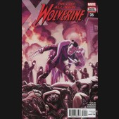 ALL NEW WOLVERINE #35