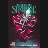 DOCTOR STRANGE BY DONNY CATES VOLUME 1 GOD OF MAGIC GRAPHIC NOVEL