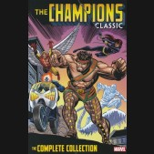 CHAMPIONS CLASSIC COMPLETE COLLECTION GRAPHIC NOVEL
