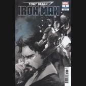 TONY STARK IRON MAN #1 PARTY SKETCH VARIANT