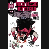 RED HOOD OUTLAW #34 (2016 SERIES)