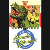 WONDER WOMAN THE GOLDEN AGE OMNIBUS VOLUME 4 HARDCOVER