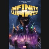 INFINITY WARS BY GERRY DUGGAN THE COMPLETE COLLECTION HARDCOVER