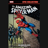 AMAZING SPIDER-MAN EPIC COLLECTION THE GOBLIN LIVES GRAPHIC NOVEL