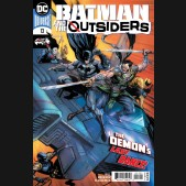 BATMAN AND THE OUTSIDERS #13 (2019 SERIES)