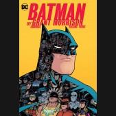 BATMAN BY GRANT MORRISON OMNIBUS VOLUME 3 HARDCOVER