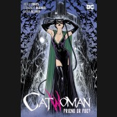 CATWOMAN VOLUME 3 FRIEND OR FOE GRAPHIC NOVEL