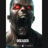 DC POSTER PORTFOLIO DCEASED GRAPHIC NOVEL