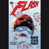 FLASH VOLUME 12 DEATH AND THE SPEED FORCE GRAPHIC NOVEL