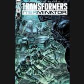 TRANSFORMERS VS THE TERMINATOR #3 FREDDIE E WILLIAMS II 1 IN 10 INCENTIVE