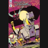 TRANSFORMERS 84 SECRETS AND LIES #2 ROCHE 1 IN 10 INCENTIVE