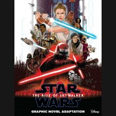 STAR WARS THE RISE OF SKYWALKER GRAPHIC NOVEL (IDW EDITION)