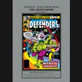 MARVEL MASTERWORKS DEFENDERS VOLUME 7 HARDCOVER