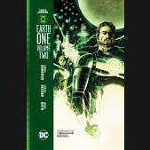 GREEN LANTERN EARTH ONE VOLUME 2 HARDCOVER