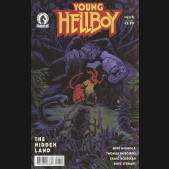 YOUNG HELLBOY THE HIDDEN LAND #4