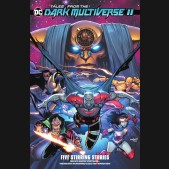 TALES FROM THE DARK MULTIVERSE II HARDCOVER