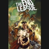 END LEAGUE LIBRARY EDITION HARDCOVER