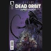 ALIENS DEAD ORBIT #4