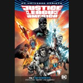 JUSTICE LEAGUE OF AMERICA VOLUME 1 THE EXTREMISTS GRAPHIC NOVEL