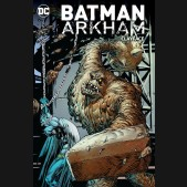 BATMAN ARKHAM CLAYFACE GRAPHIC NOVEL