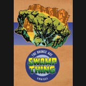 SWAMP THING THE BRONZE AGE OMNIBUS HARDCOVER