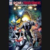 ROM VS TRANSFORMERS SHINING ARMOR #1