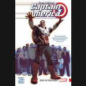 CAPTAIN AMERICA SAM WILSON VOLUME 5 END OF THE LINE GRAPHIC NOVEL