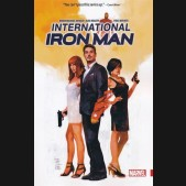 INTERNATIONAL IRON MAN GRAPHIC NOVEL