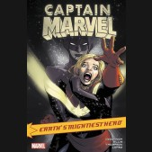 CAPTAIN MARVEL VOLUME 4 EARTHS MIGHTIEST HERO GRAPHIC NOVEL
