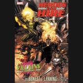 HEROES FOR HIRE BY ABNETT AND LANNING COMPLETE COLLECTION GRAPHIC NOVEL