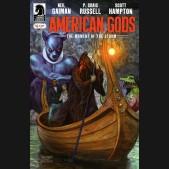 NEIL GAIMAN AMERICAN GODS MOMENT OF STORM #4