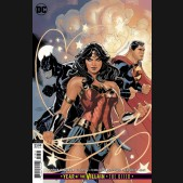 JUSTICE LEAGUE #28 (2018 SERIES) VARIANT