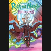 RICK AND MORTY WORLDS APART GRAPHIC NOVEL